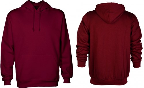 buy maroon hoodie online at serious cricket