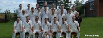 Staxton CC take the prize as the Serious Cricket Club Of The Month