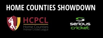 Serious Cricket Home Counties Premier League Showdown
