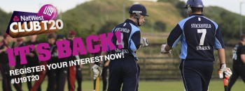 Serious Cricket announce exciting new partnership with the ECB's NatWest U19 Club T20