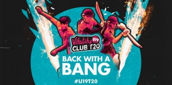 Vitality U19 Club T20 back with a blast!