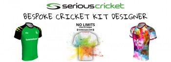 No Limits with Bespoke Coloured Kit