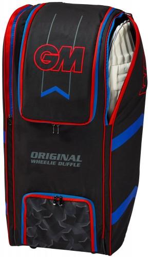 84bd671ba36 Gunn   Moore Original Wheelie Duffle Bag 2019