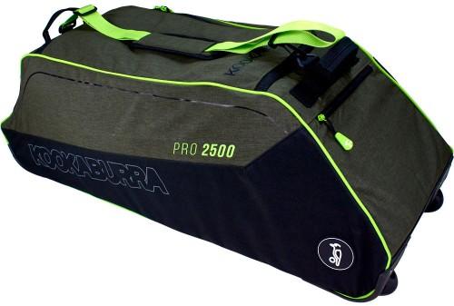 78472a3af Kookaburra Pro 2500 Wheelie Bag 2019 (Khaki)