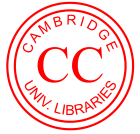 Cambridge University Libraries CC