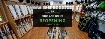 SHOP & OFFICE TO REOPEN 6TH JULY