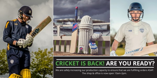 Cricket Is Back Small