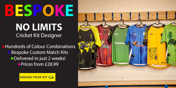 Find & Buy Cricket Equipment, Kit and Clothing at Serious