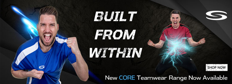 Serious launch brand new CORE teamwear range
