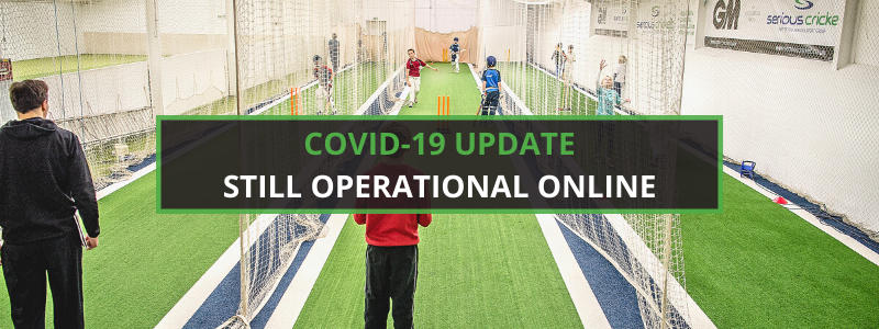 COVID-19 Update: Still operational online